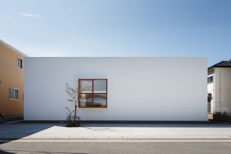 Idokoro House / mA-style Architects