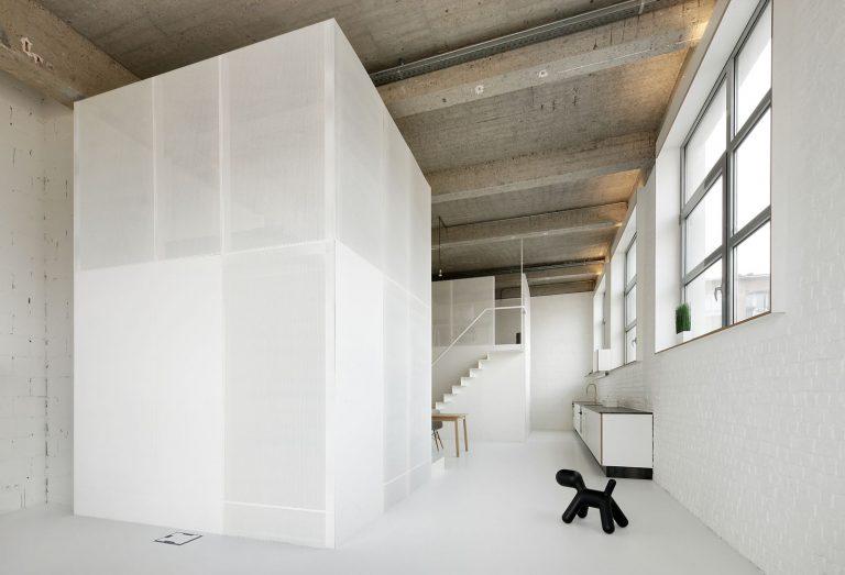 Intérieur For / Adn Architectures