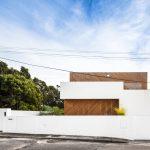 SilverWoodHouse / Ernesto Pereira
