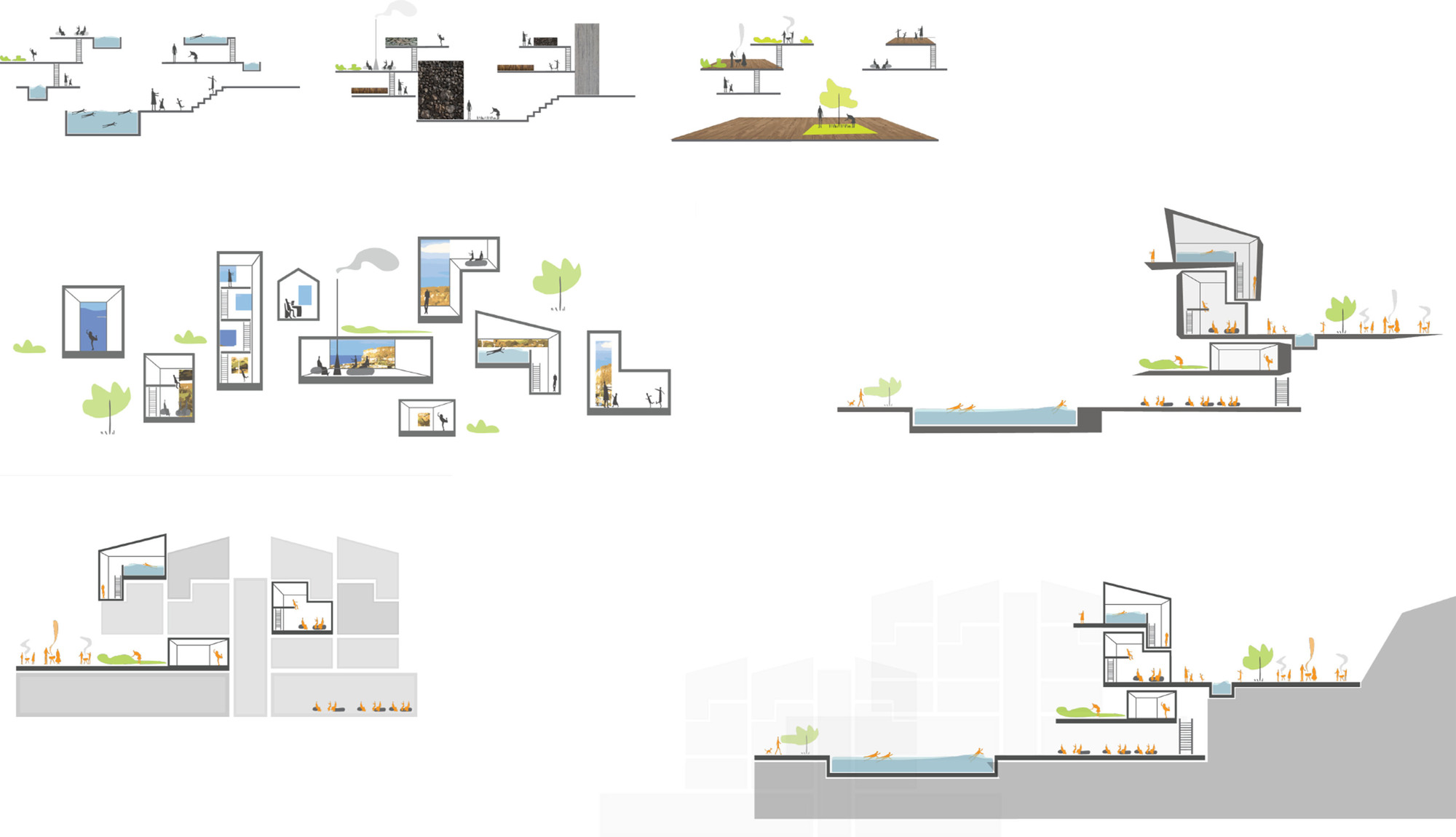 Jeju Bayhill Pool & Villa / Kim Dong-jin + L'eau Design (3)