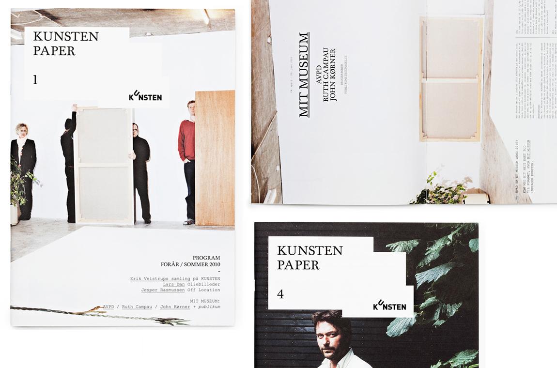 Kunsten Museum Modern / Designbolaget