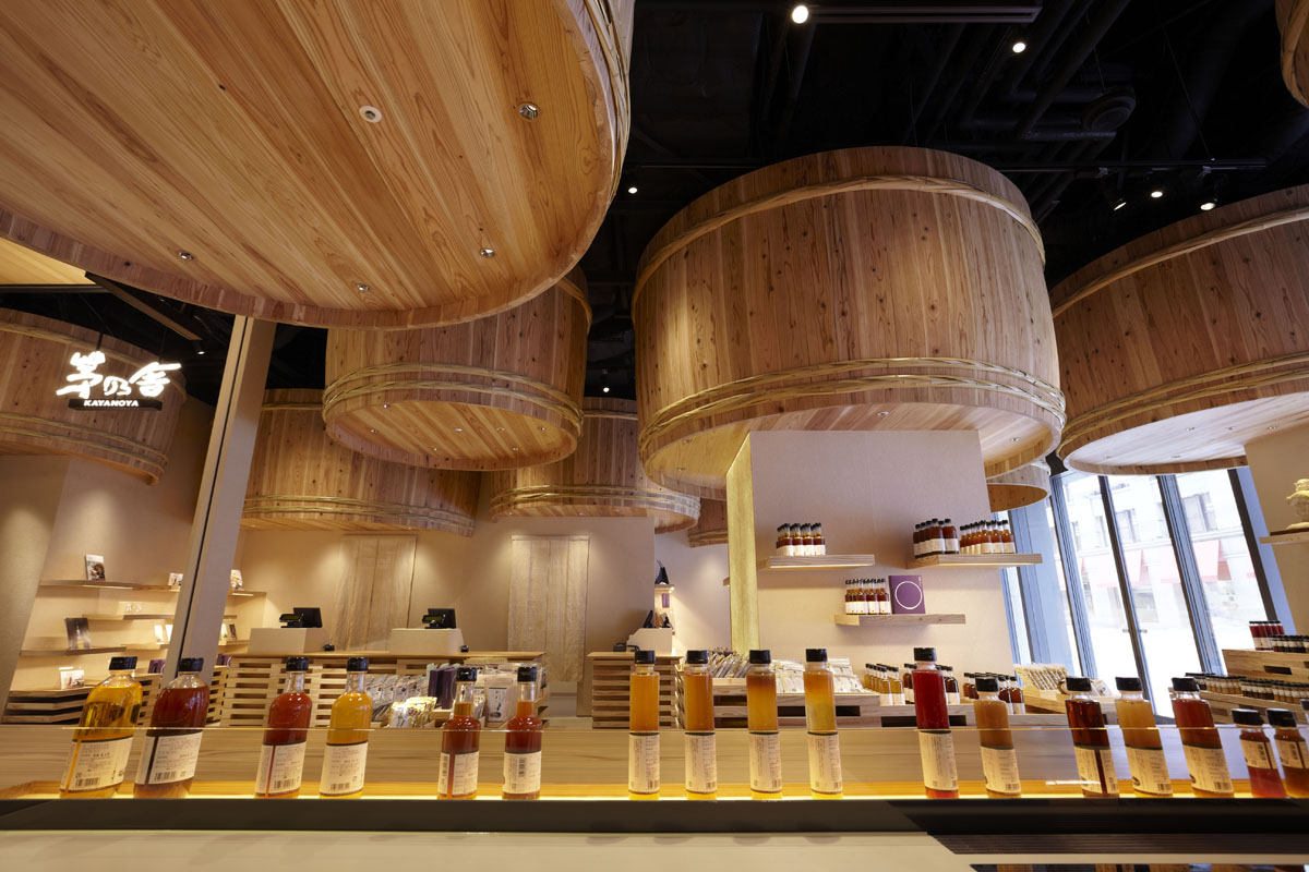 Kayanoya Shop / Kengo Kuma And Associates (8)