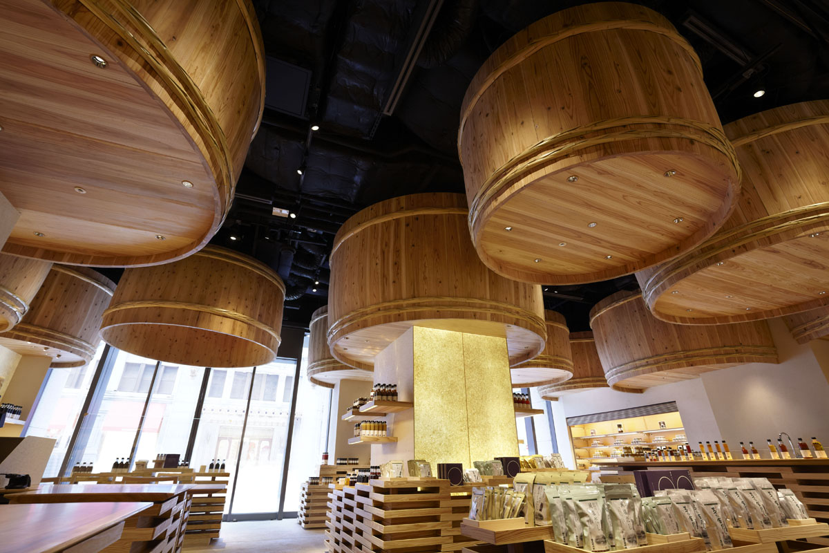Kayanoya Shop / Kengo Kuma And Associates (7)