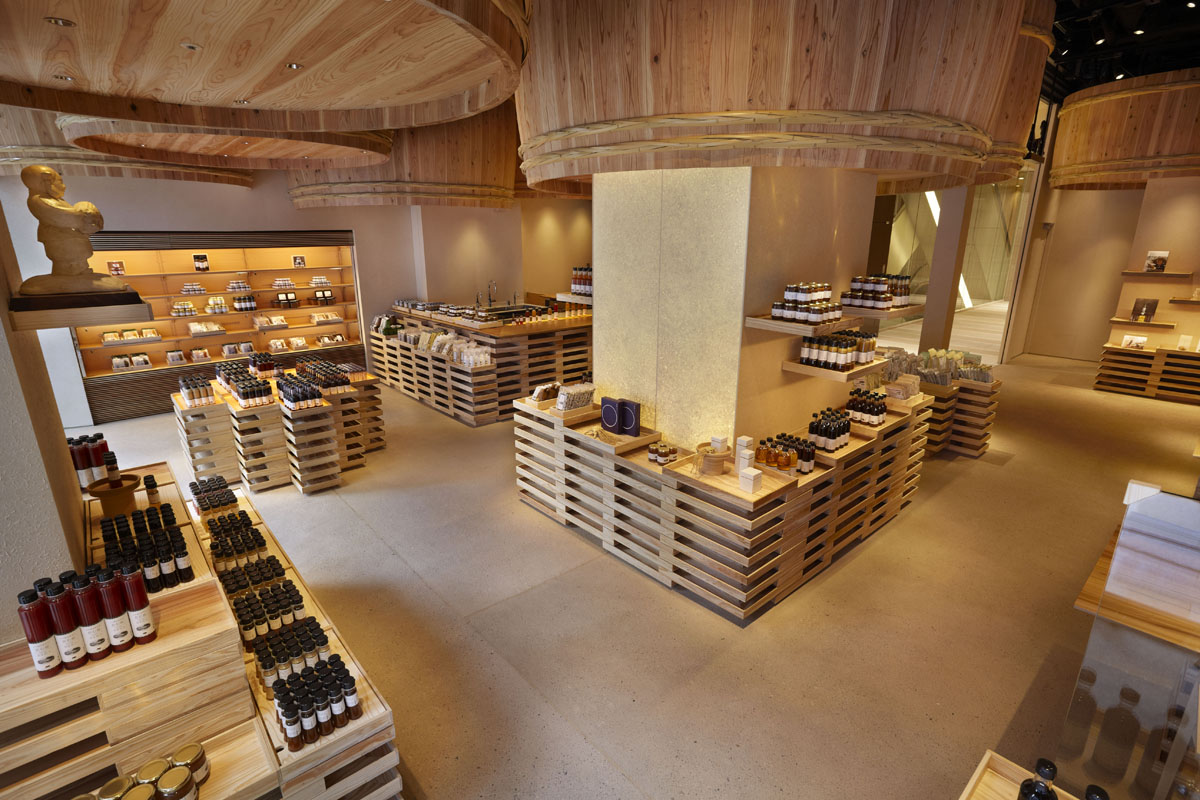 Kayanoya Shop / Kengo Kuma And Associates (6)