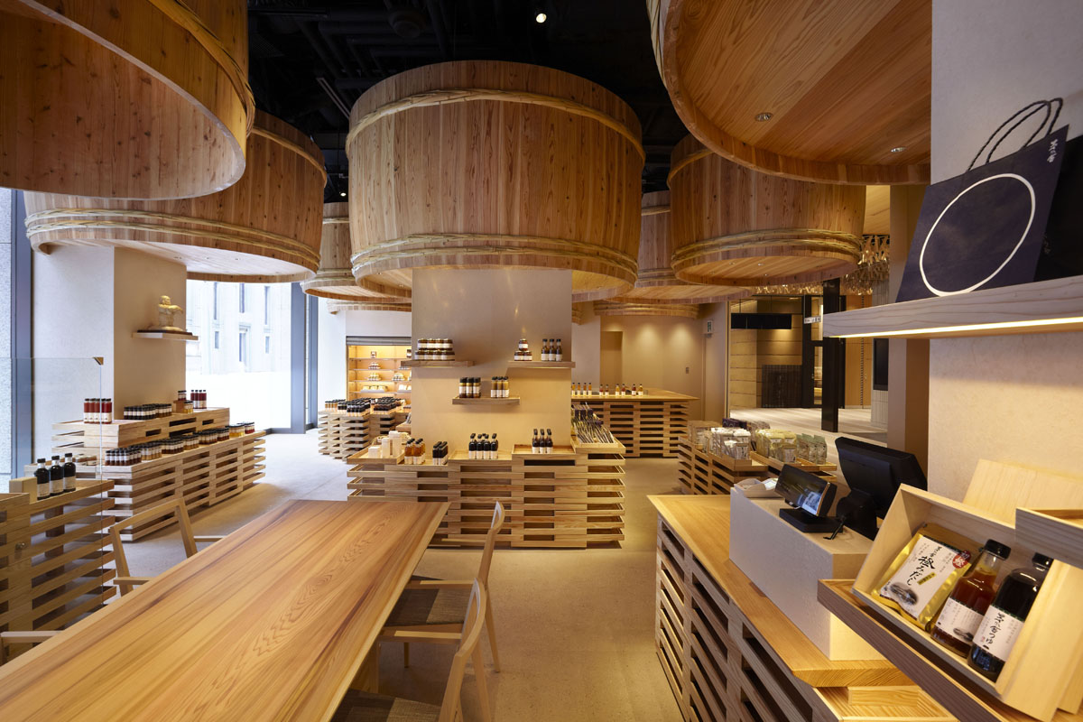 Kayanoya Shop / Kengo Kuma And Associates (5)