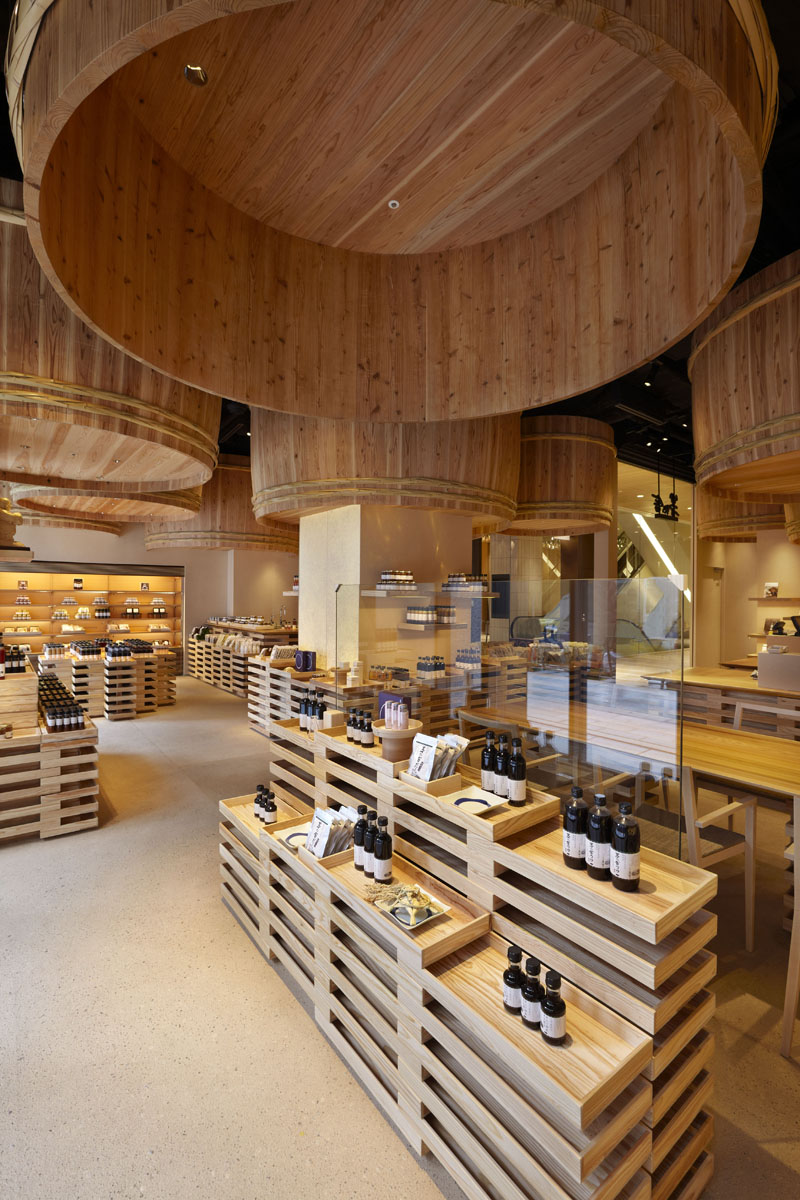 Kayanoya Shop / Kengo Kuma And Associates (4)