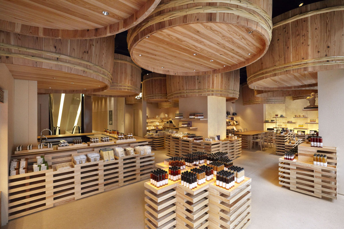 Kayanoya Shop / Kengo Kuma And Associates (3)