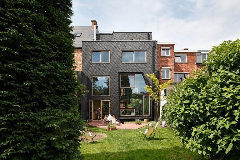 Kessel-Lo House / NU Architectuuratelier