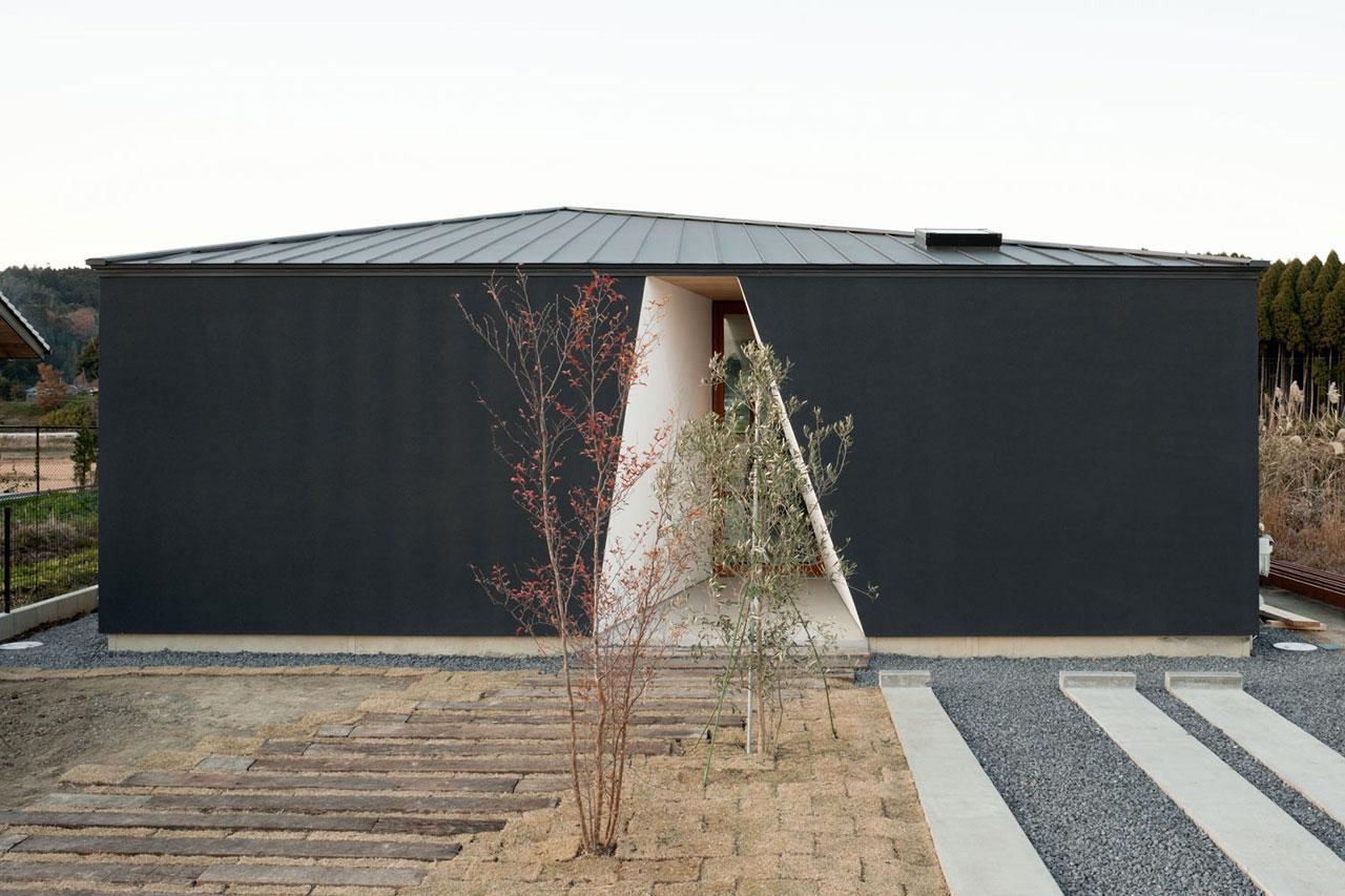 Kiritoshi House / Sugawaradaisuke (9)