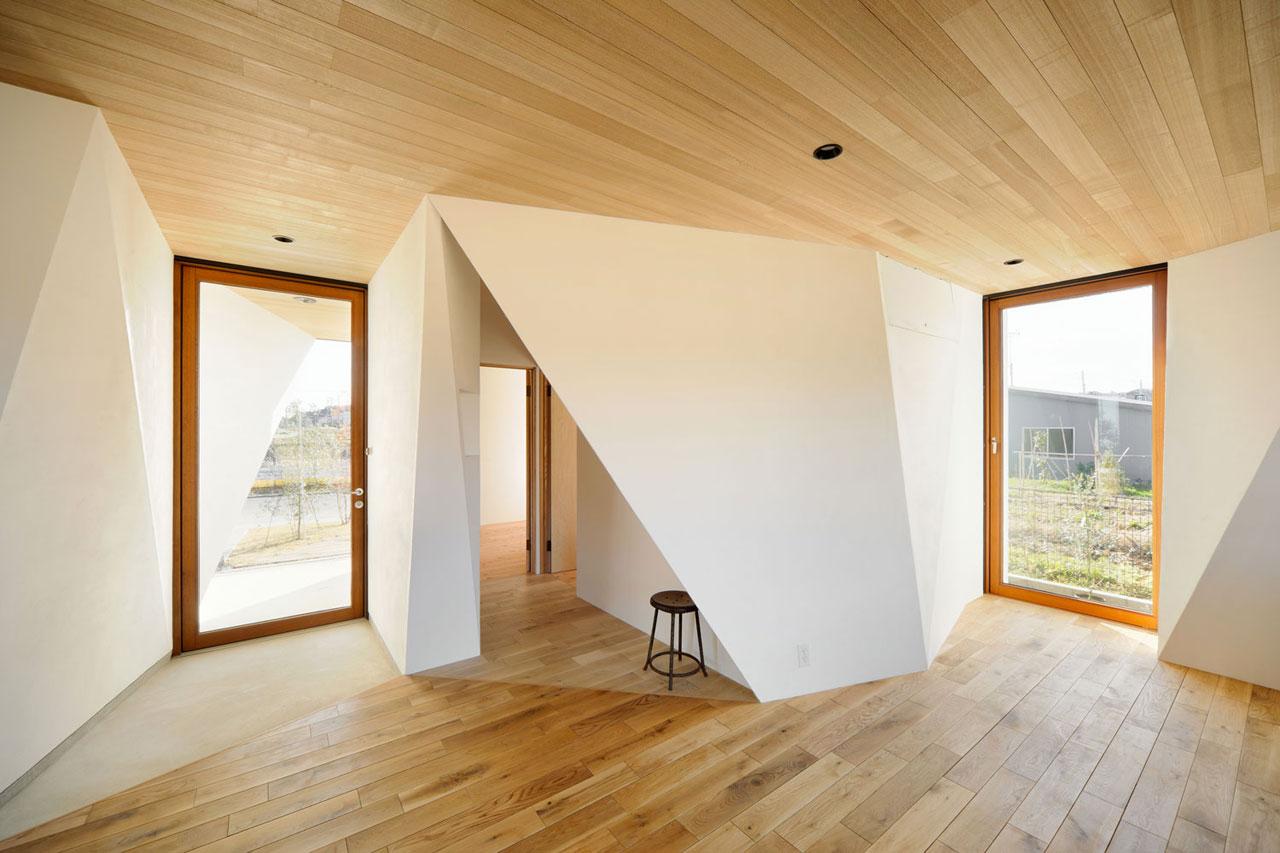 Kiritoshi House / Sugawaradaisuke (8)