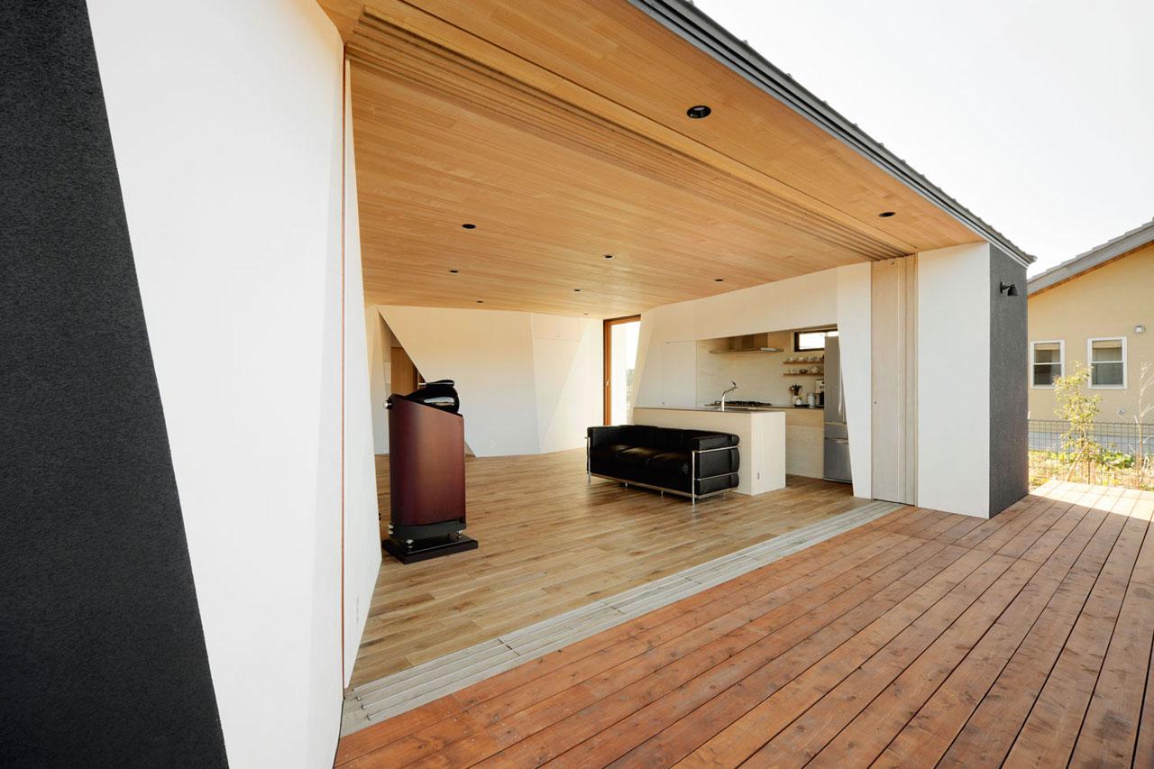Kiritoshi House / Sugawaradaisuke (7)