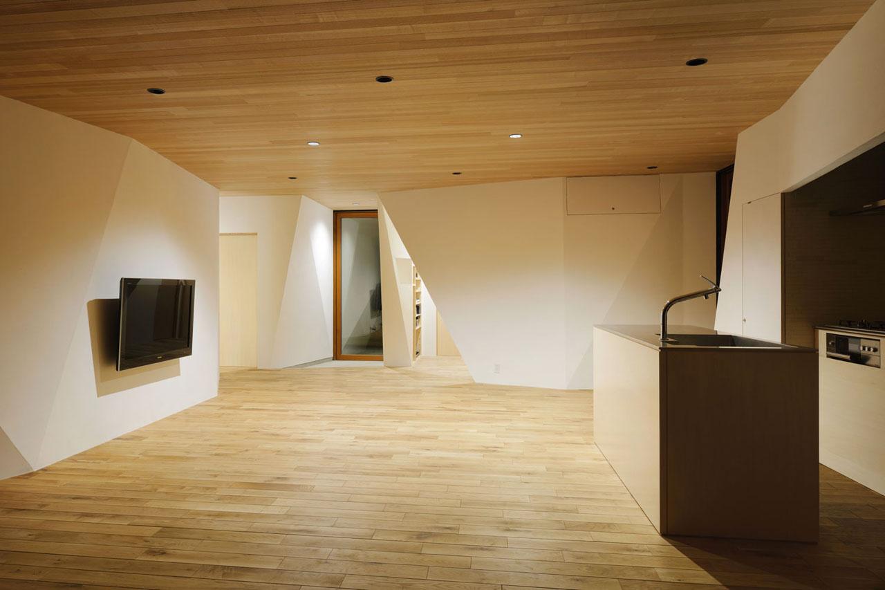 Kiritoshi House / Sugawaradaisuke (6)