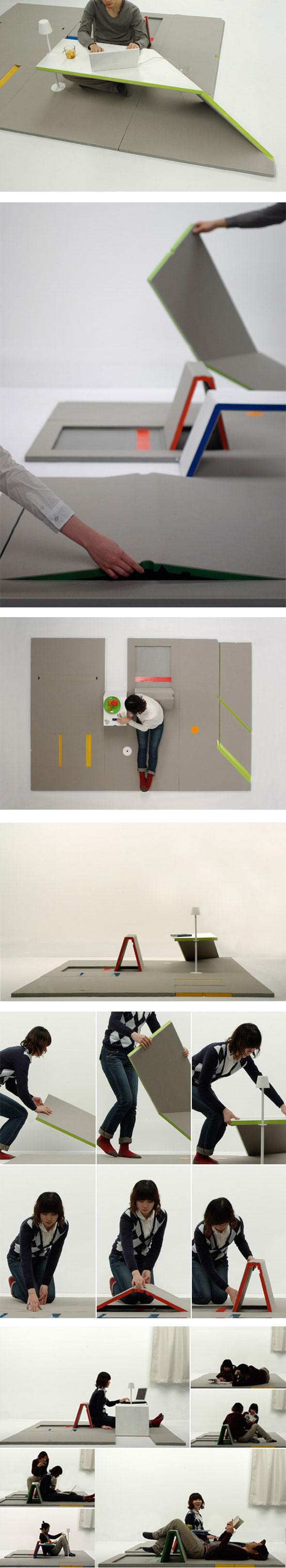 Land Peel / Shin Yamashita