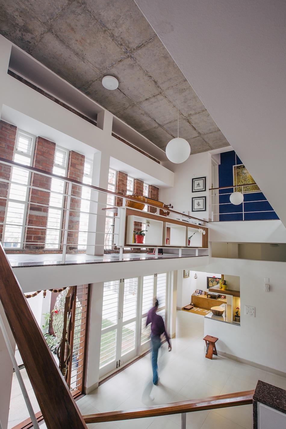 Lateral House - Gaurav Roy Choudhury Architects