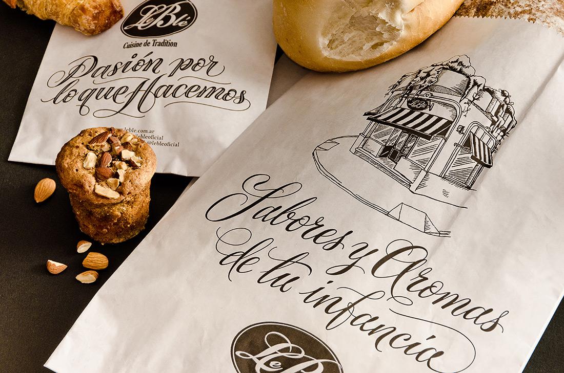 Le Blé - Packaging / Yani & Guille (14)