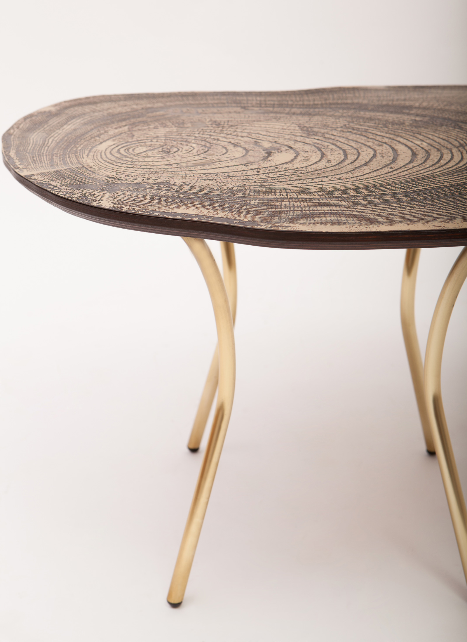 Lean Coffee Table / Sharon Sides