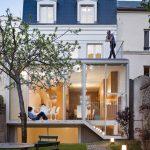 Maison à Vincennes / Atelier Zündel Cristea