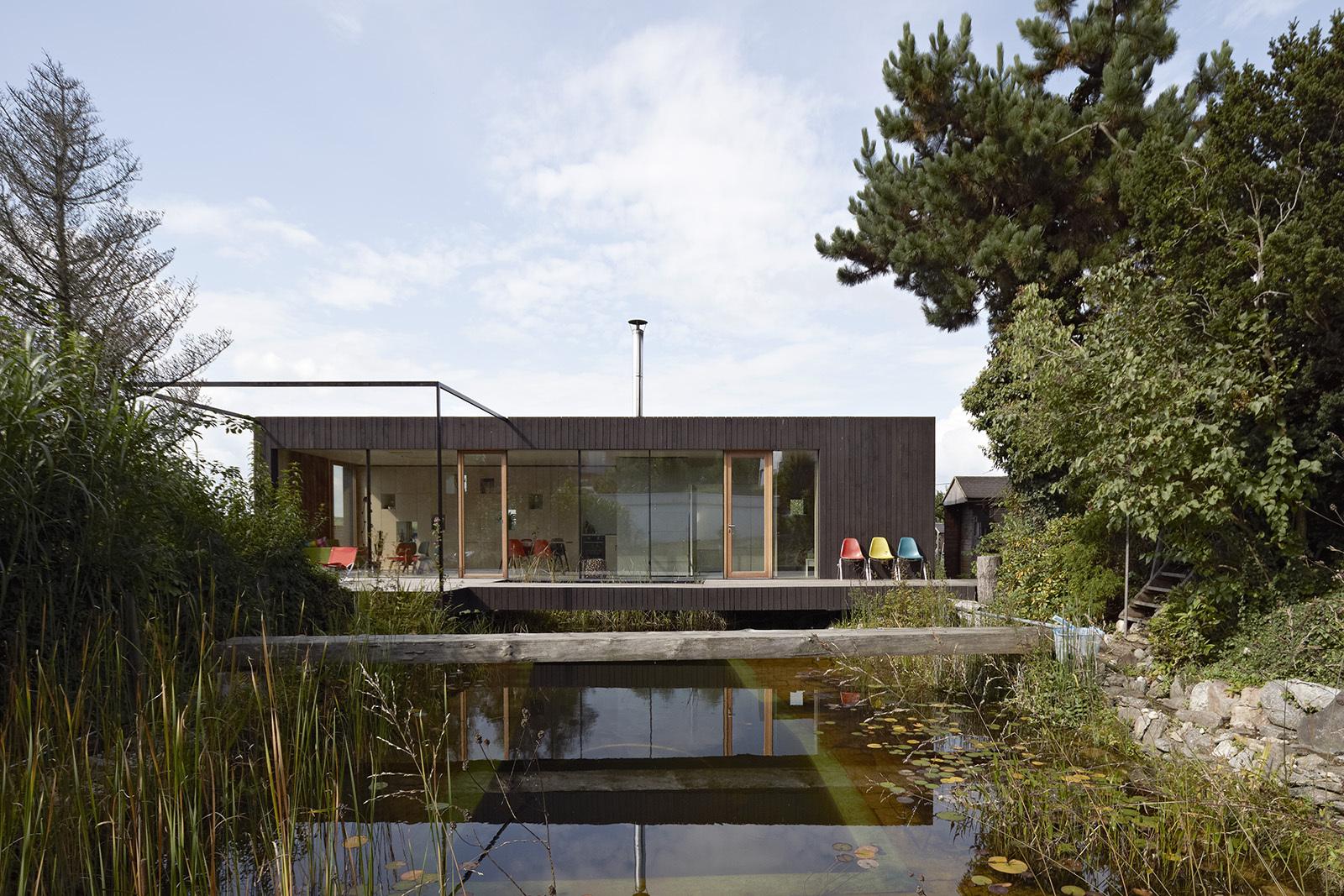 La Maison sur l'Étang / Hpsa (17)