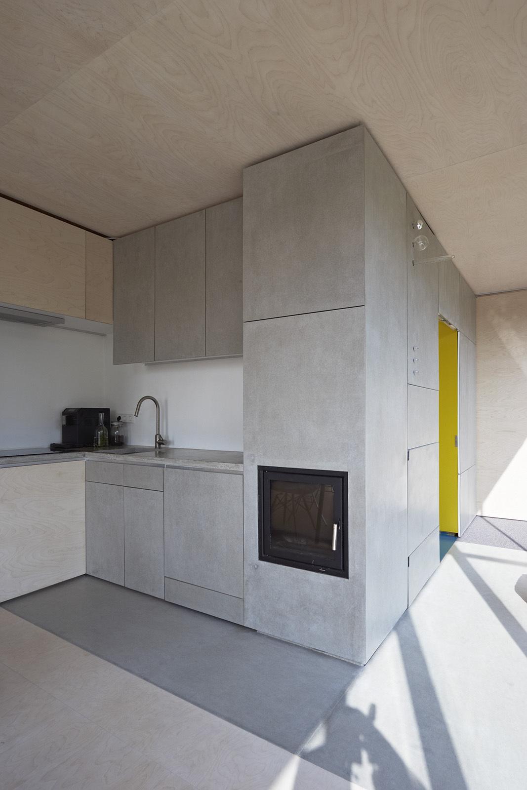 La Maison sur l'Étang / Hpsa (8)
