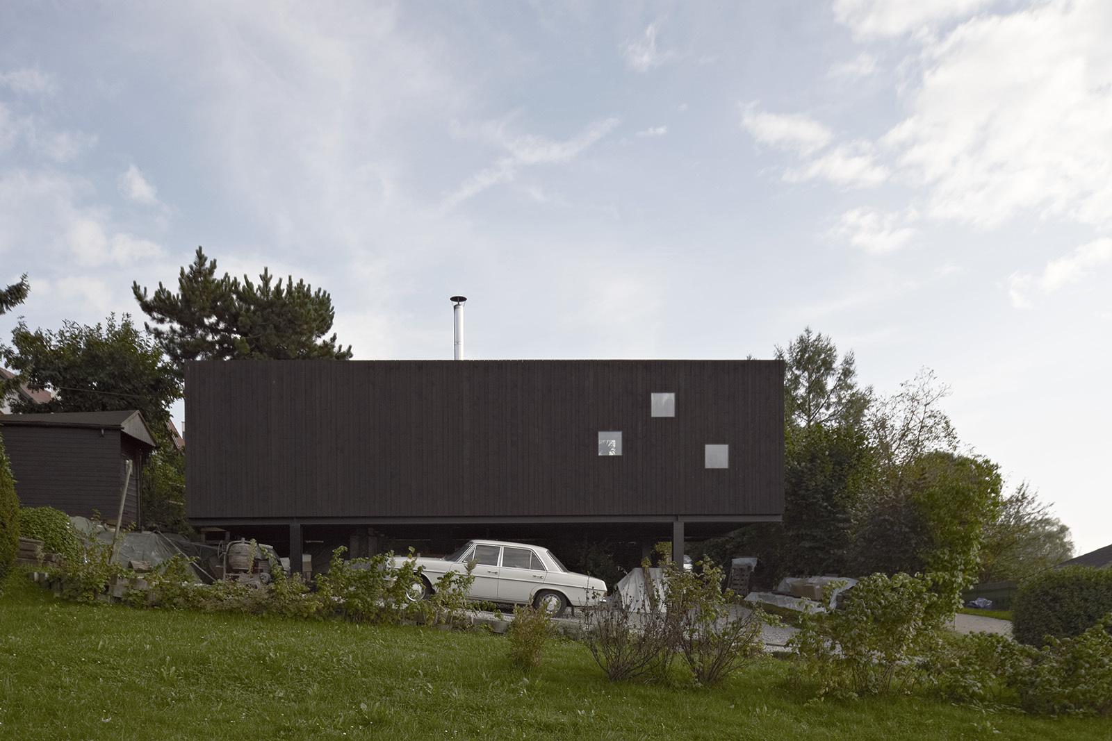 La Maison sur l'Étang / Hpsa (6)