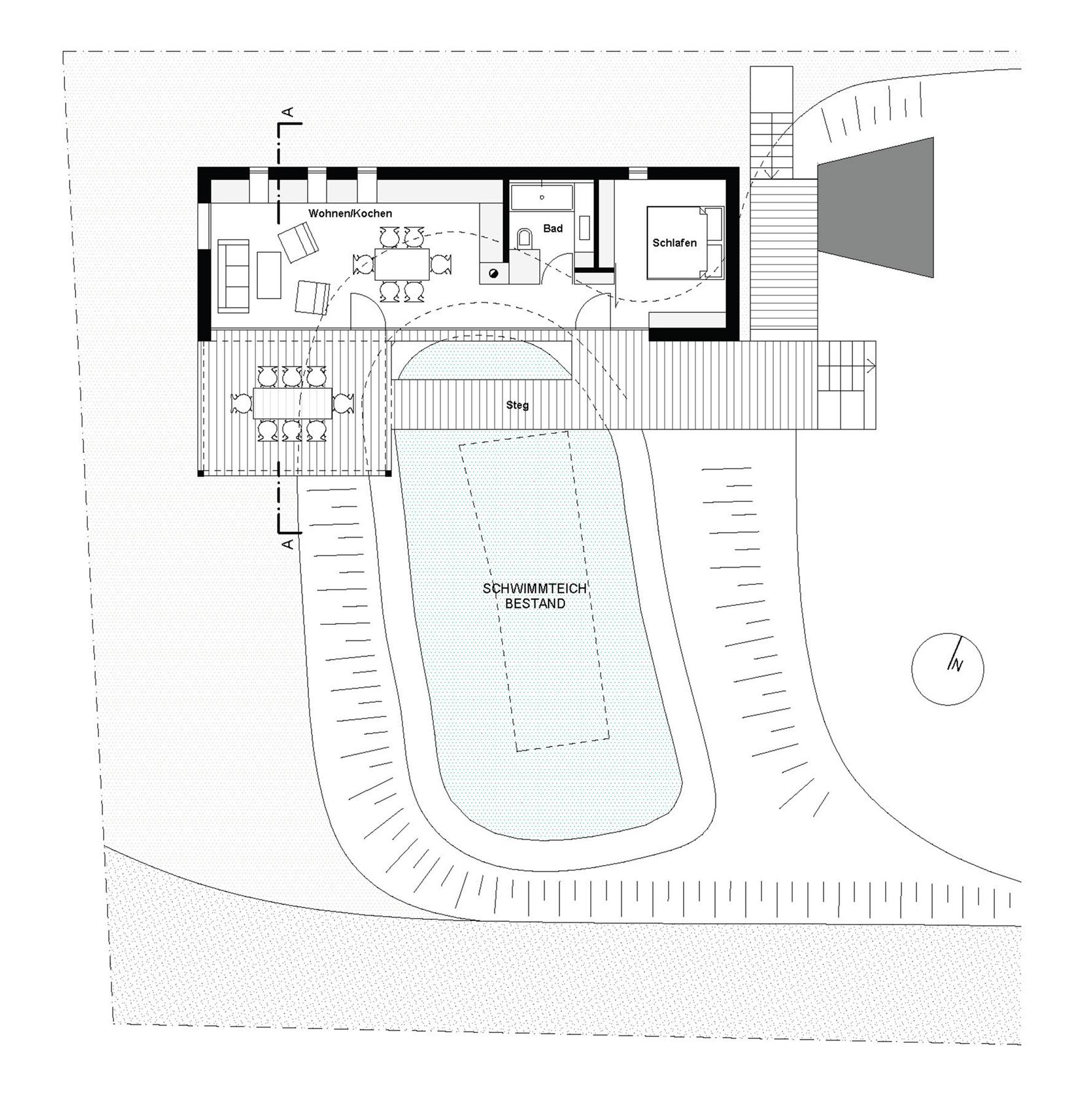 La Maison sur l'Étang / Hpsa (5)