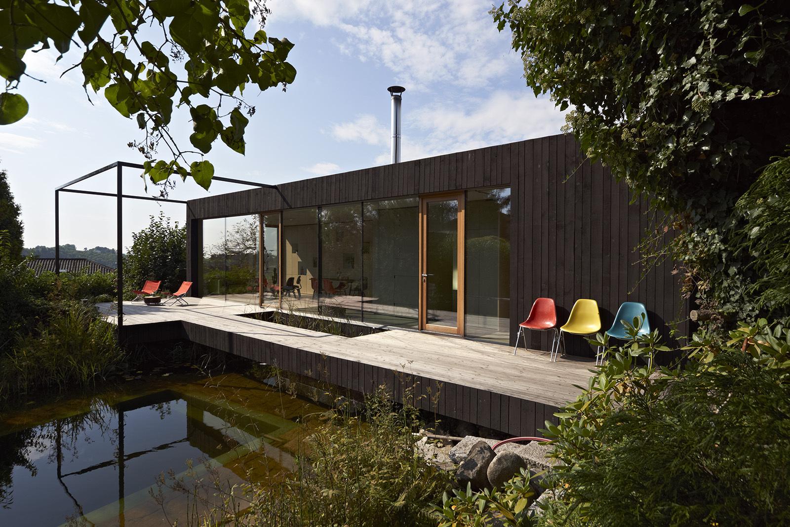 La Maison sur l'Étang / Hpsa (12)
