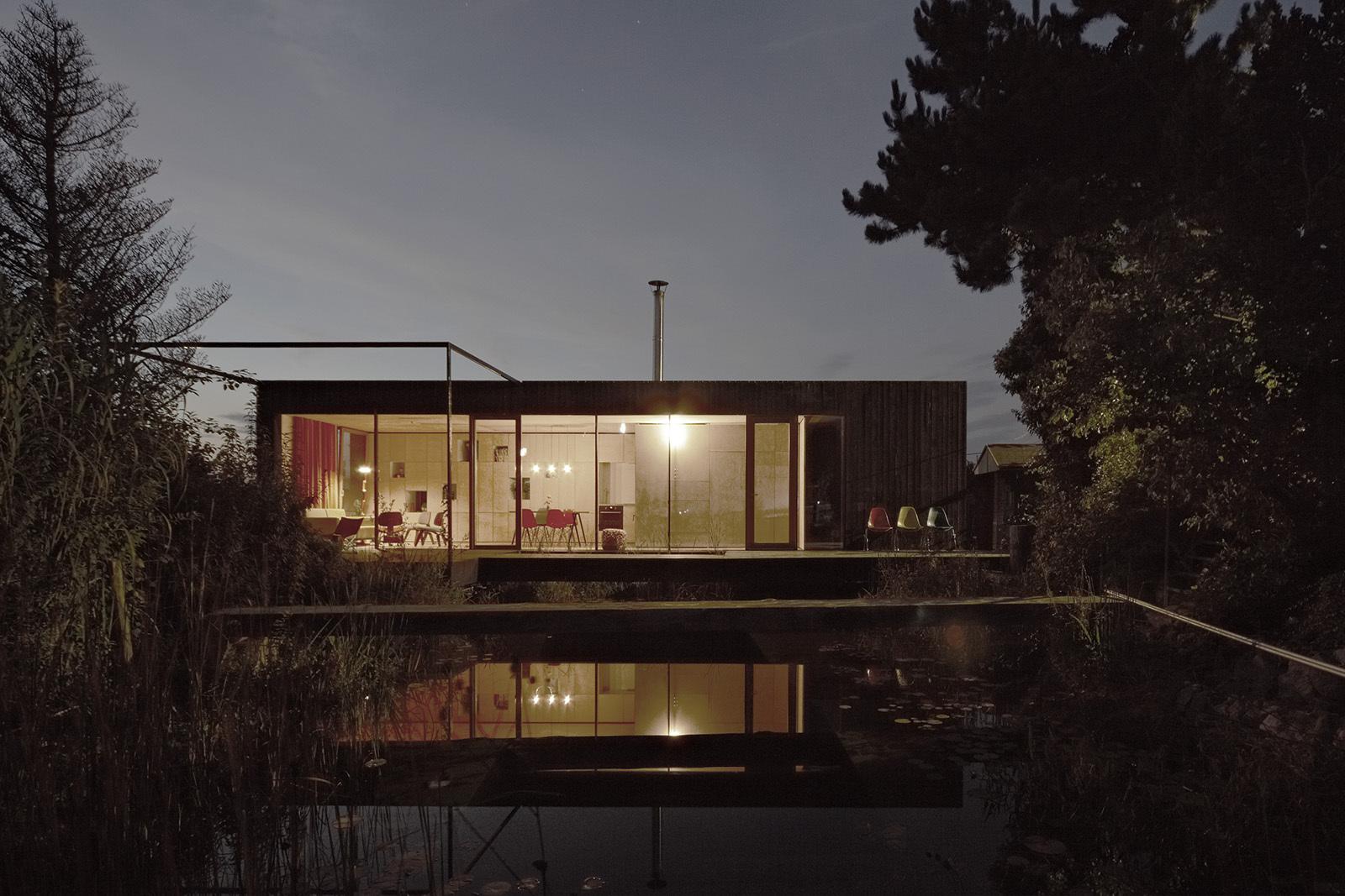 La Maison sur l'Étang / Hpsa (10)