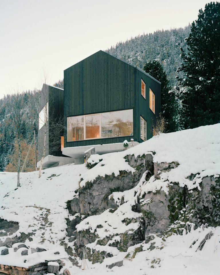 Maison aux Jeurs / Lacroix – Chessex Architectes