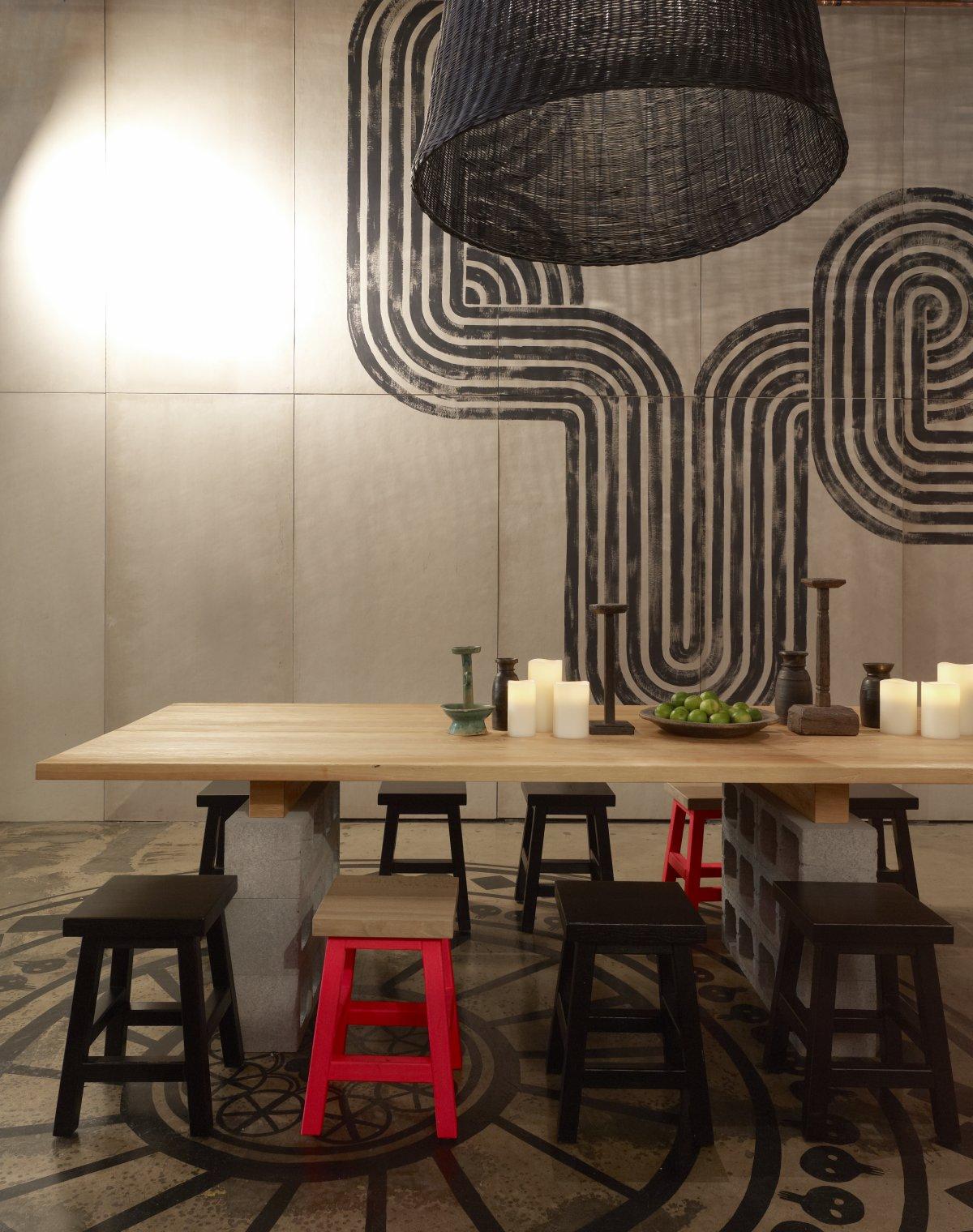 Mejico Restaurant - Juicy Design