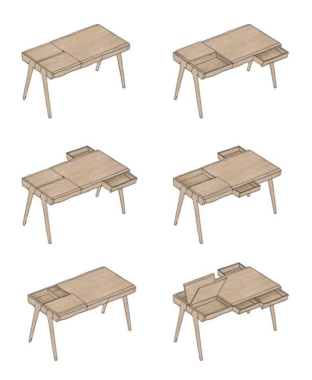 Metis Desk / Gonçalo Campos