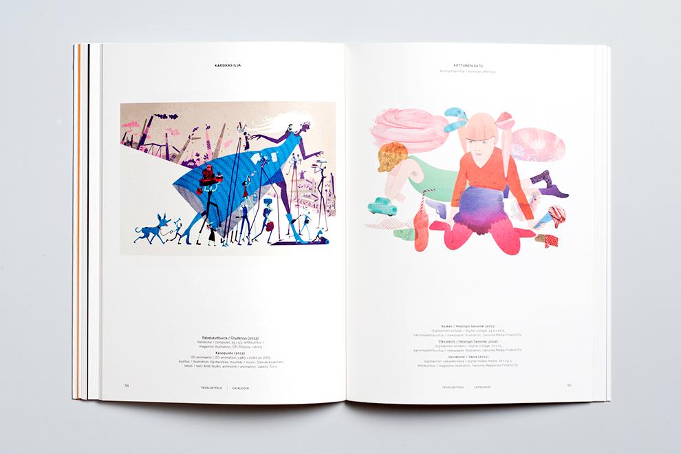 Mikkeli's 10th Illustration Triennial / Prakt (5)