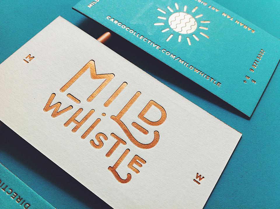 Mild Whistle / Oddds