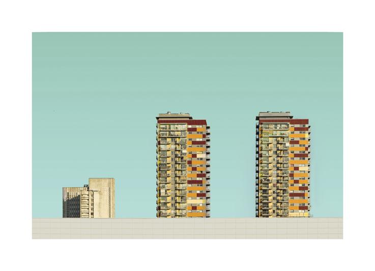 Modern Cityscapes / Simas Lin (1)