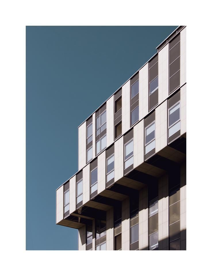 Modern Cityscapes / Simas Lin (14)