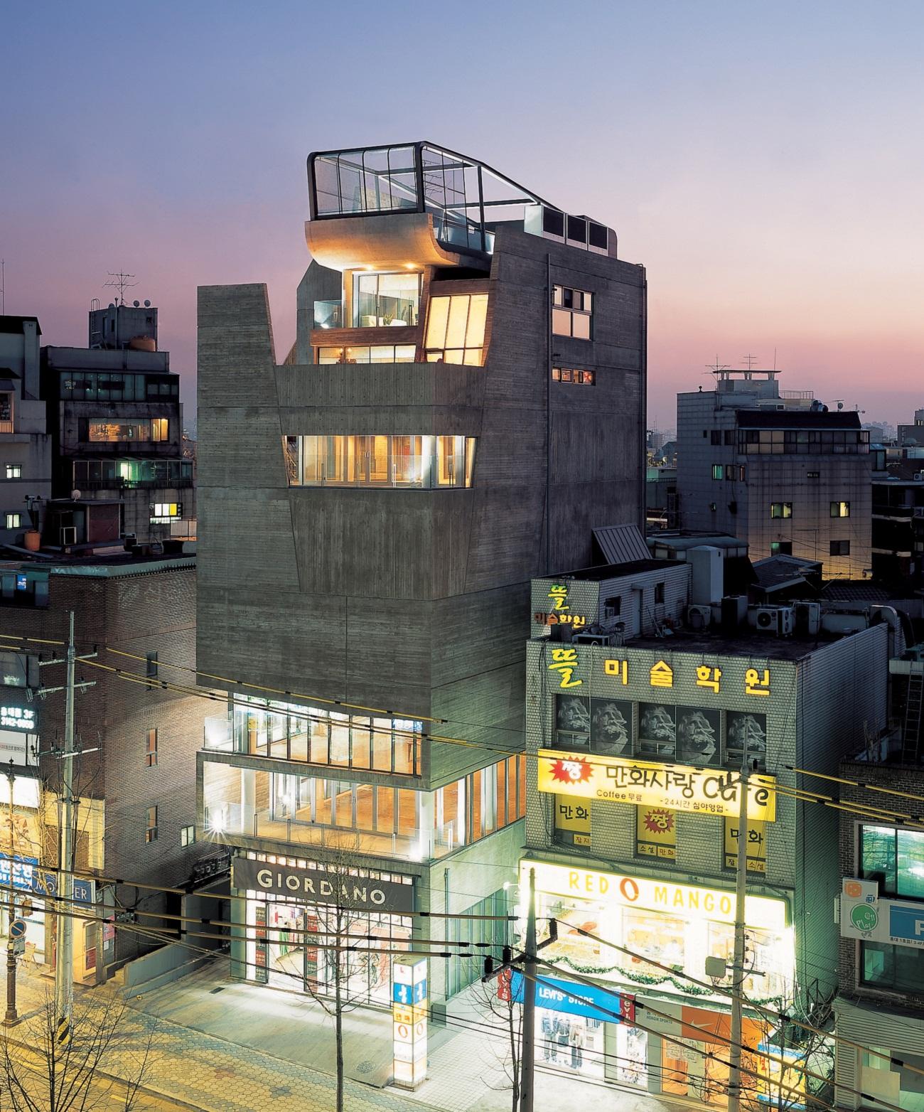 Sangsang Museum / Moon Hoon (9)