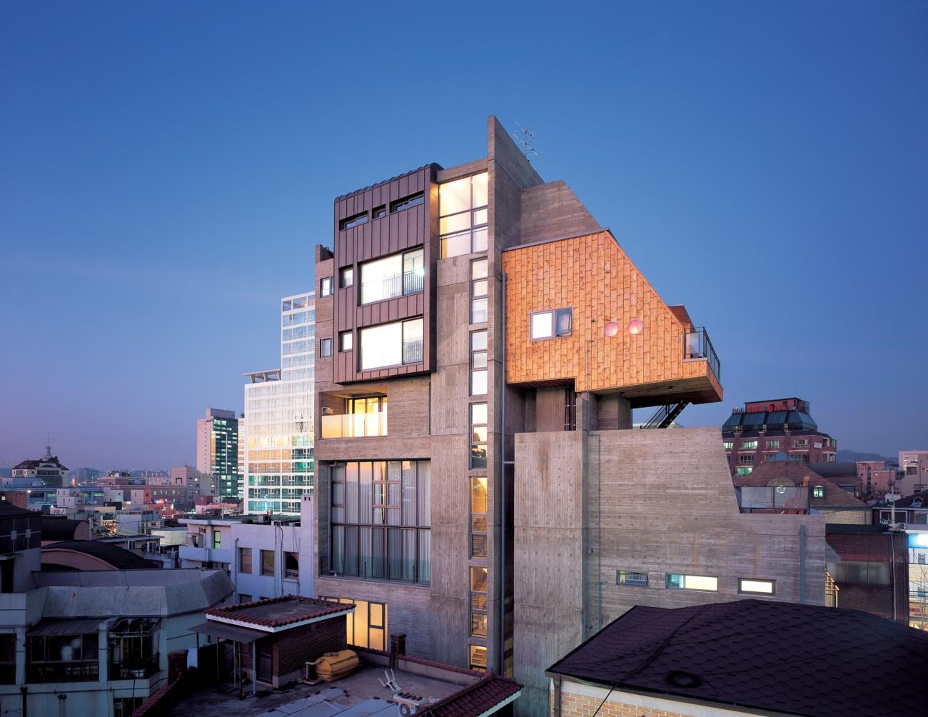 Sangsang Museum / Moon Hoon (7)