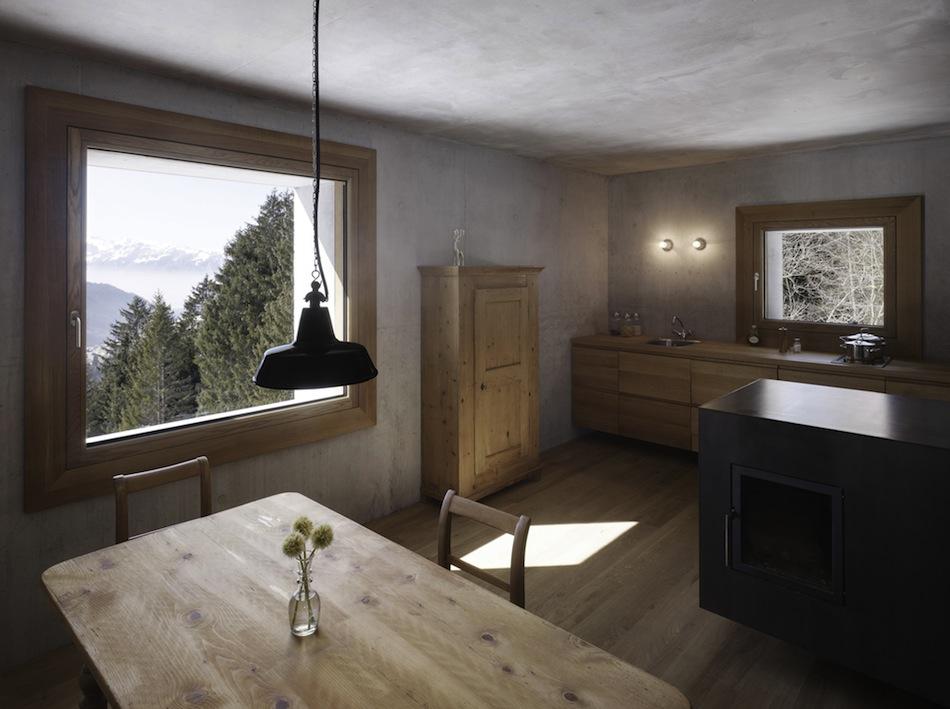 Mountain Cabin - Marte Marte Architects
