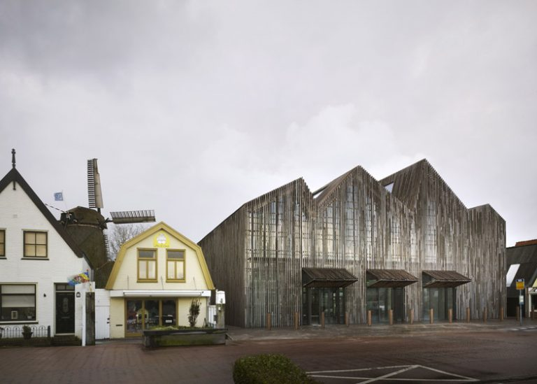 Musée Maritime Kaap Skil / Mecanoo