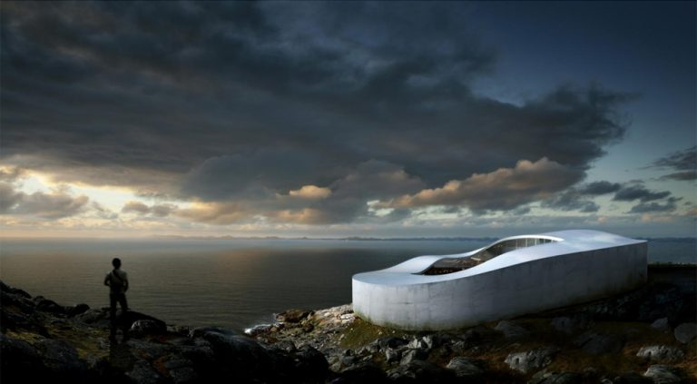 National Gallery of Greenland / BIG + TNT + Ramboll + Arkitekti