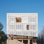 Nest We Grow / College of Environmental Design & Kengo Kuma & Associates