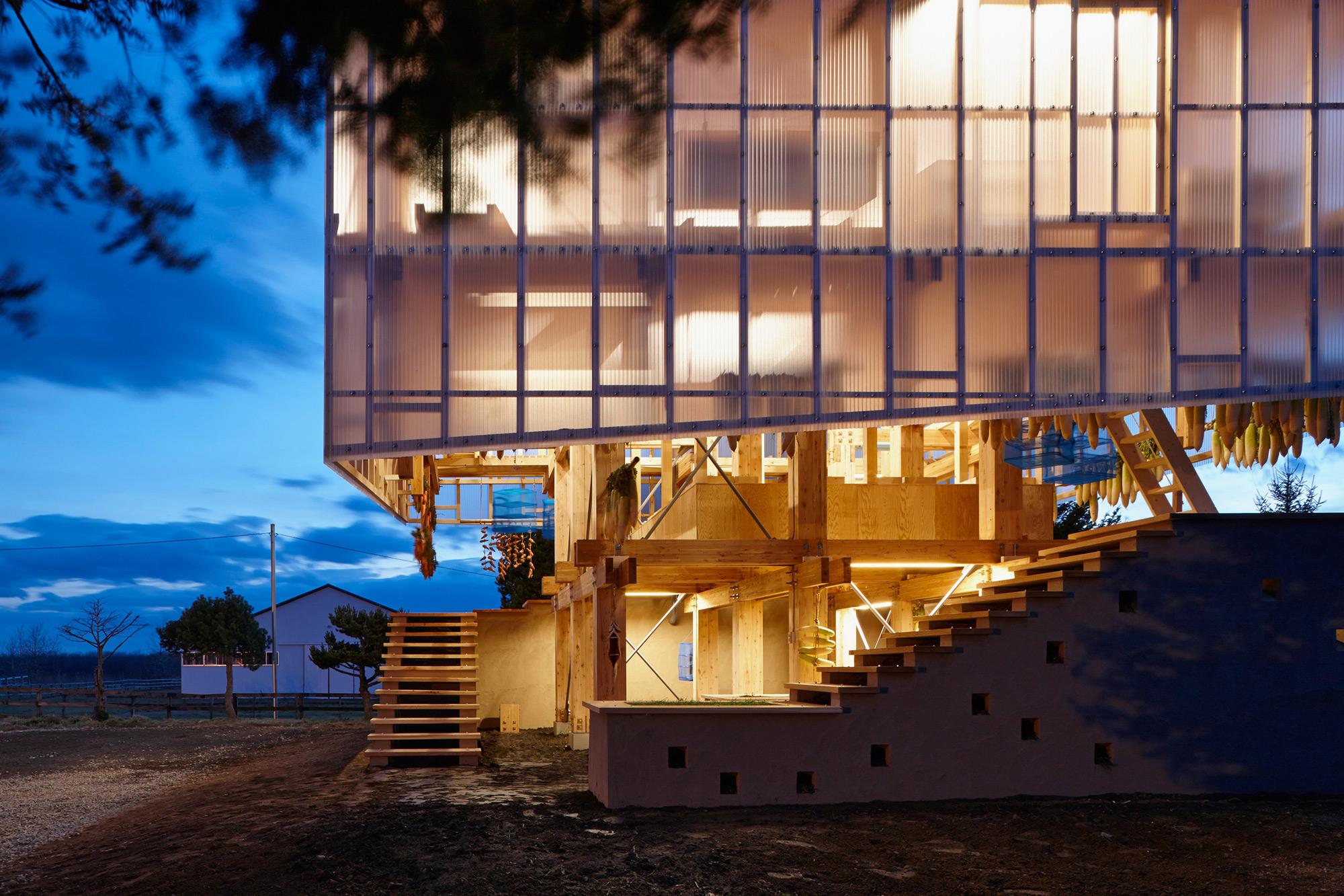 Nest We Grow / College of Environmental Design & Kengo Kuma & Associates (30)