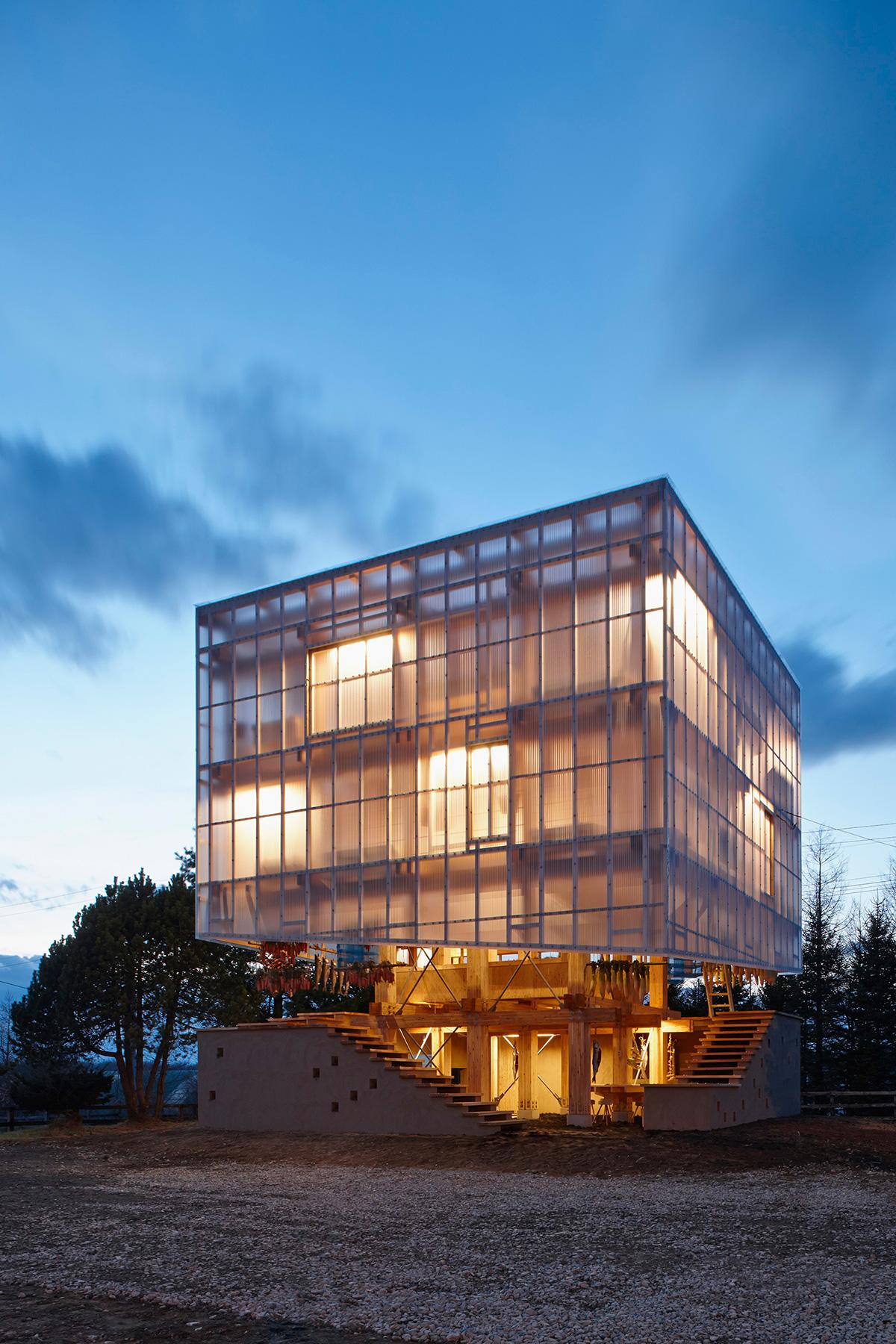 Nest We Grow / College of Environmental Design & Kengo Kuma & Associates (29)
