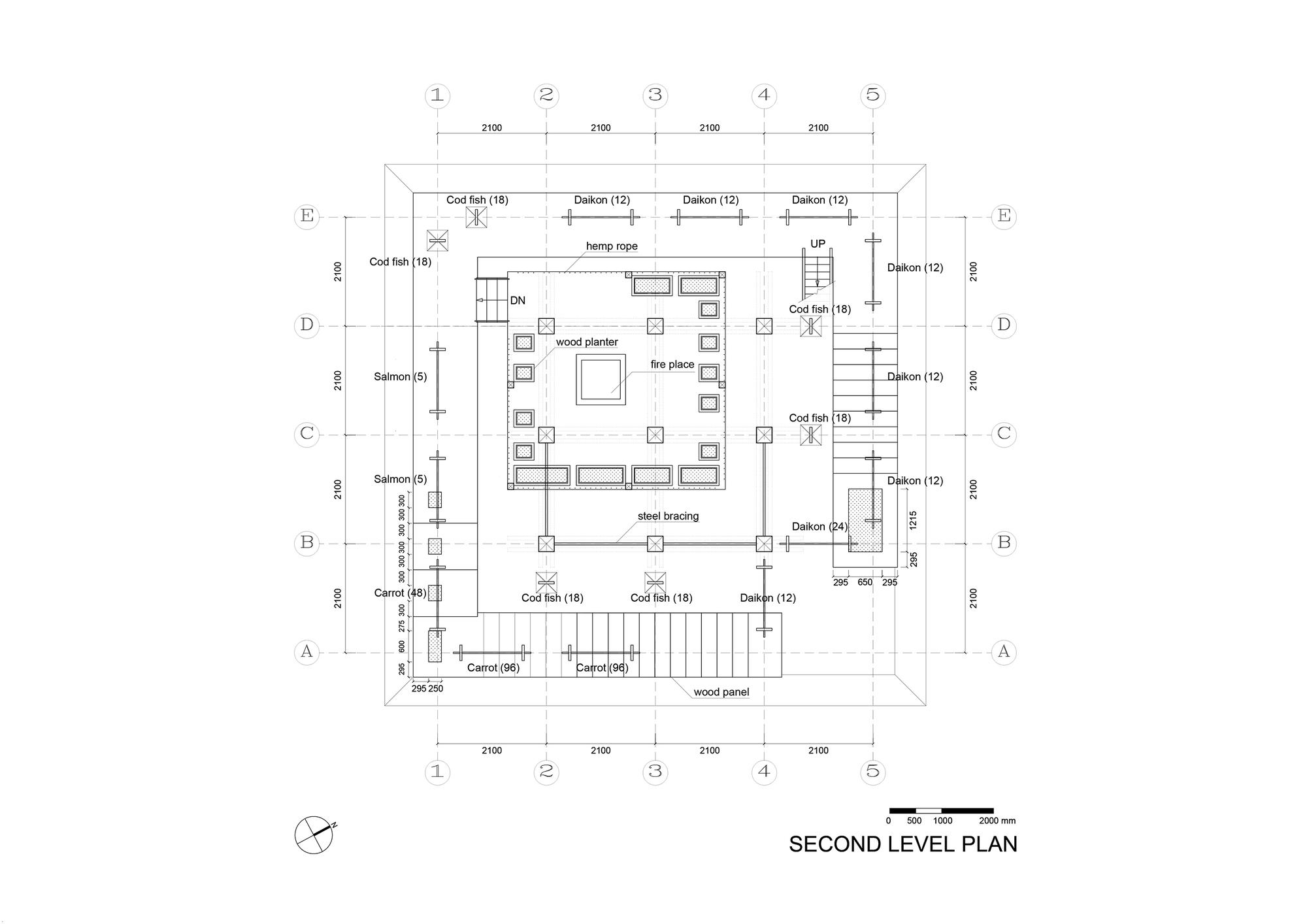 Nest We Grow / College of Environmental Design & Kengo Kuma & Associates (27)