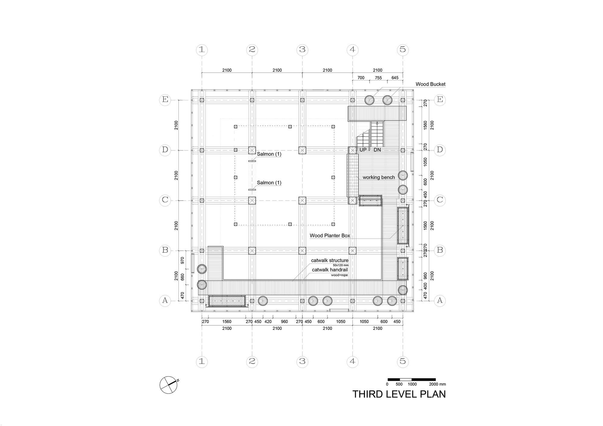 Nest We Grow / College of Environmental Design & Kengo Kuma & Associates (26)