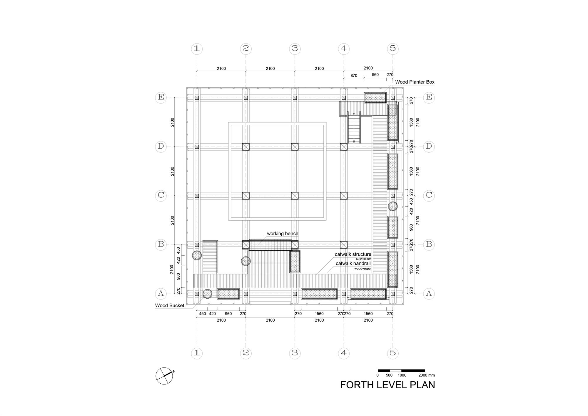 Nest We Grow / College of Environmental Design & Kengo Kuma & Associates (25)