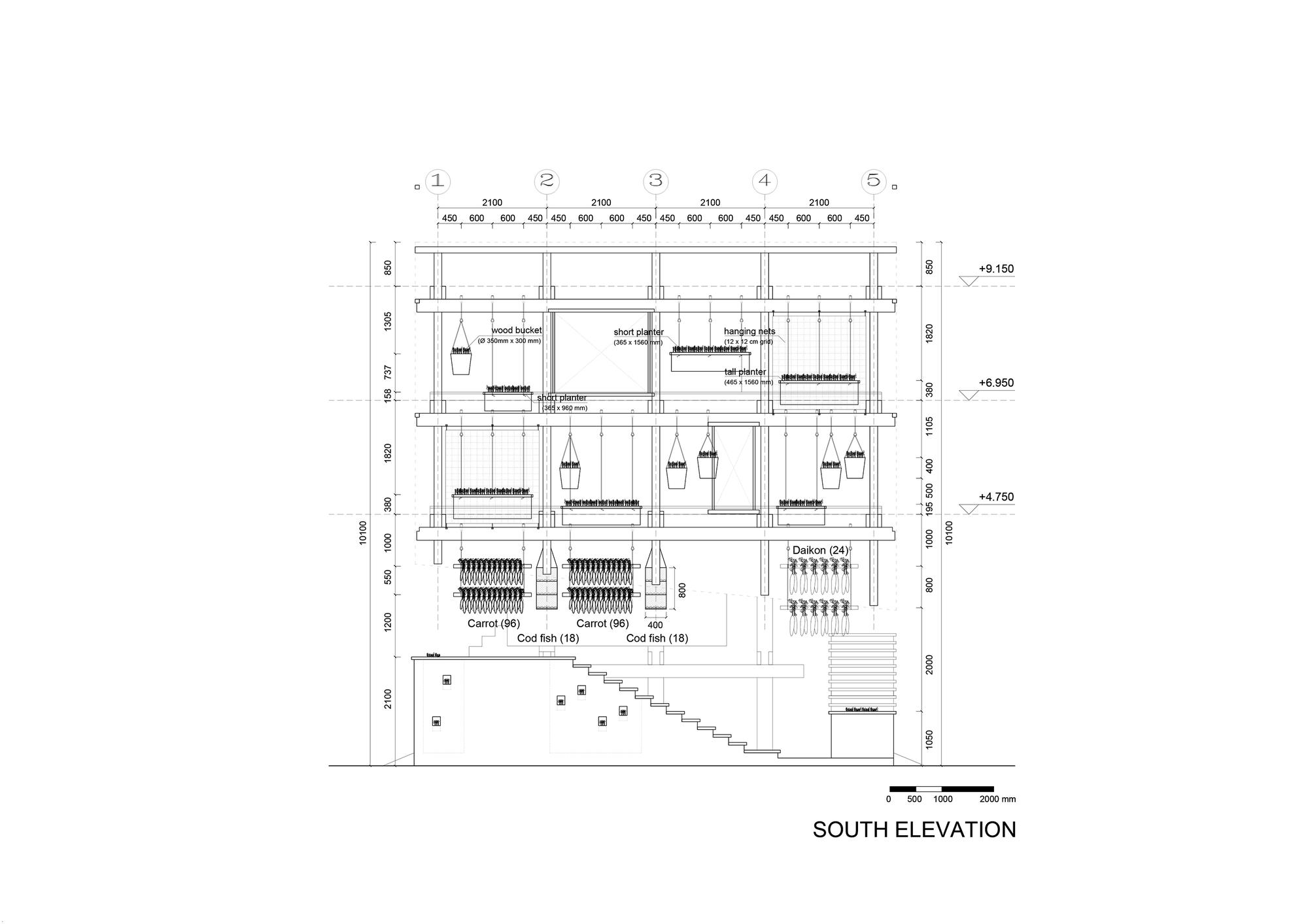Nest We Grow / College of Environmental Design & Kengo Kuma & Associates (23)
