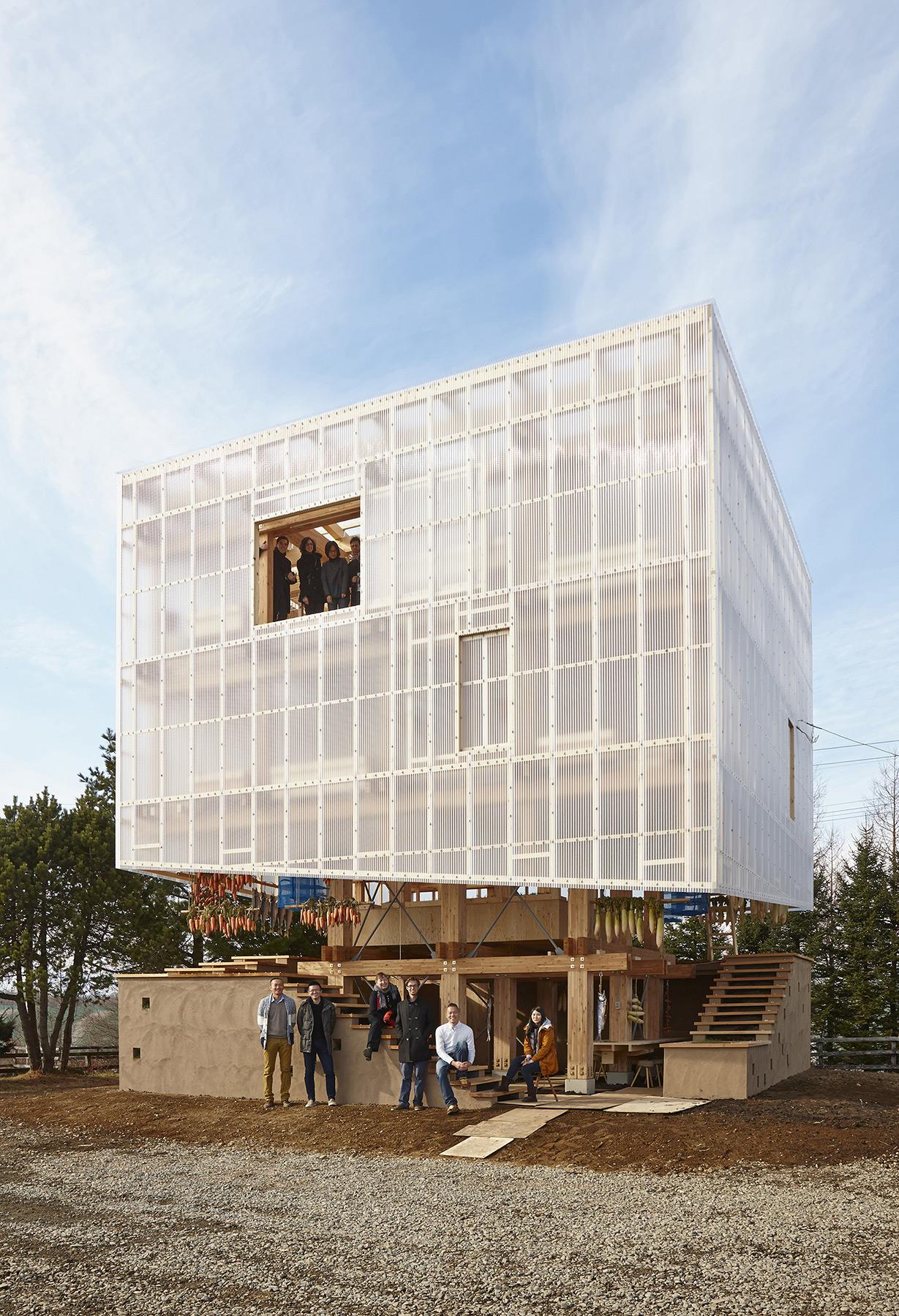Nest We Grow / College of Environmental Design & Kengo Kuma & Associates (40)