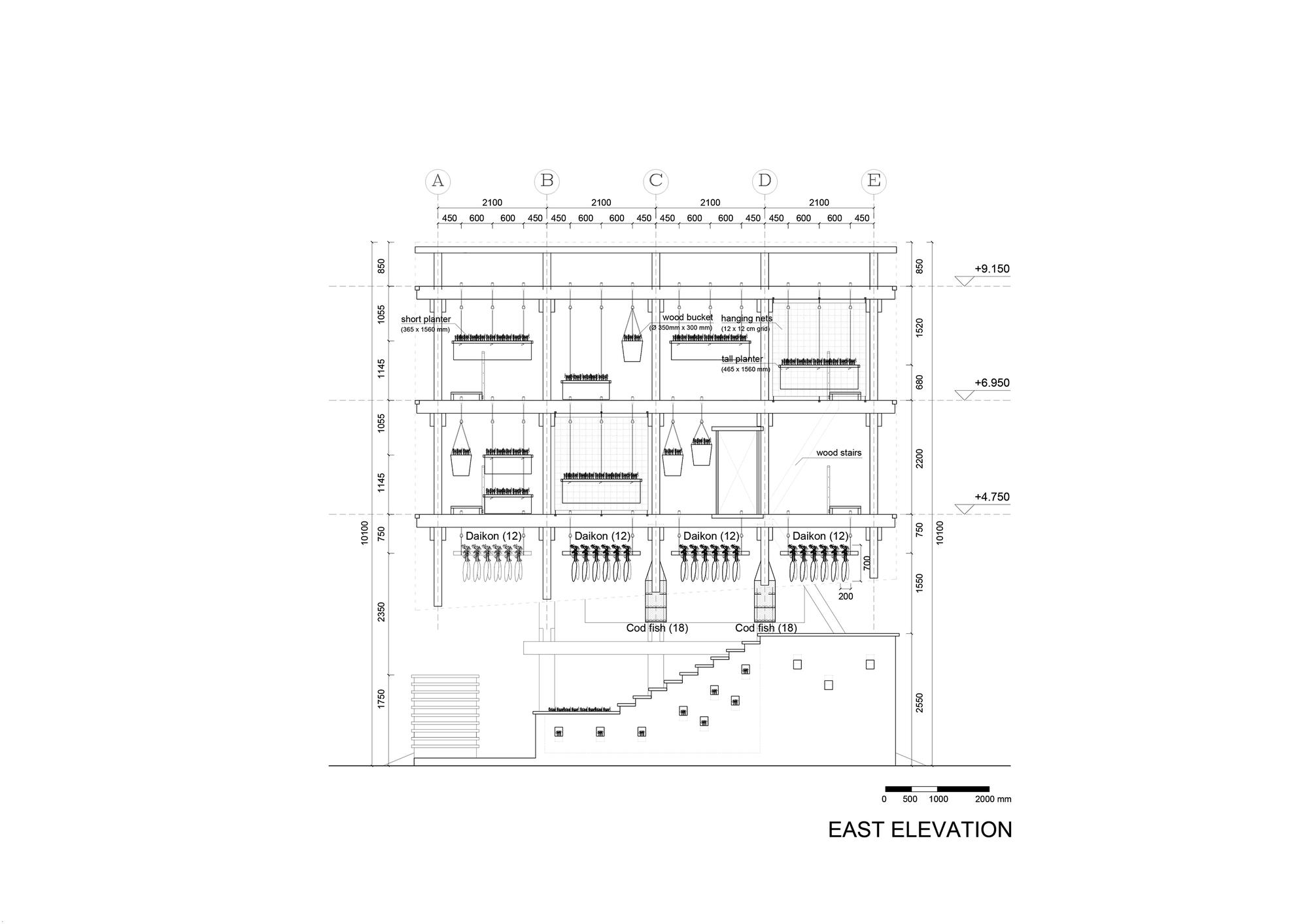 Nest We Grow / College of Environmental Design & Kengo Kuma & Associates (22)