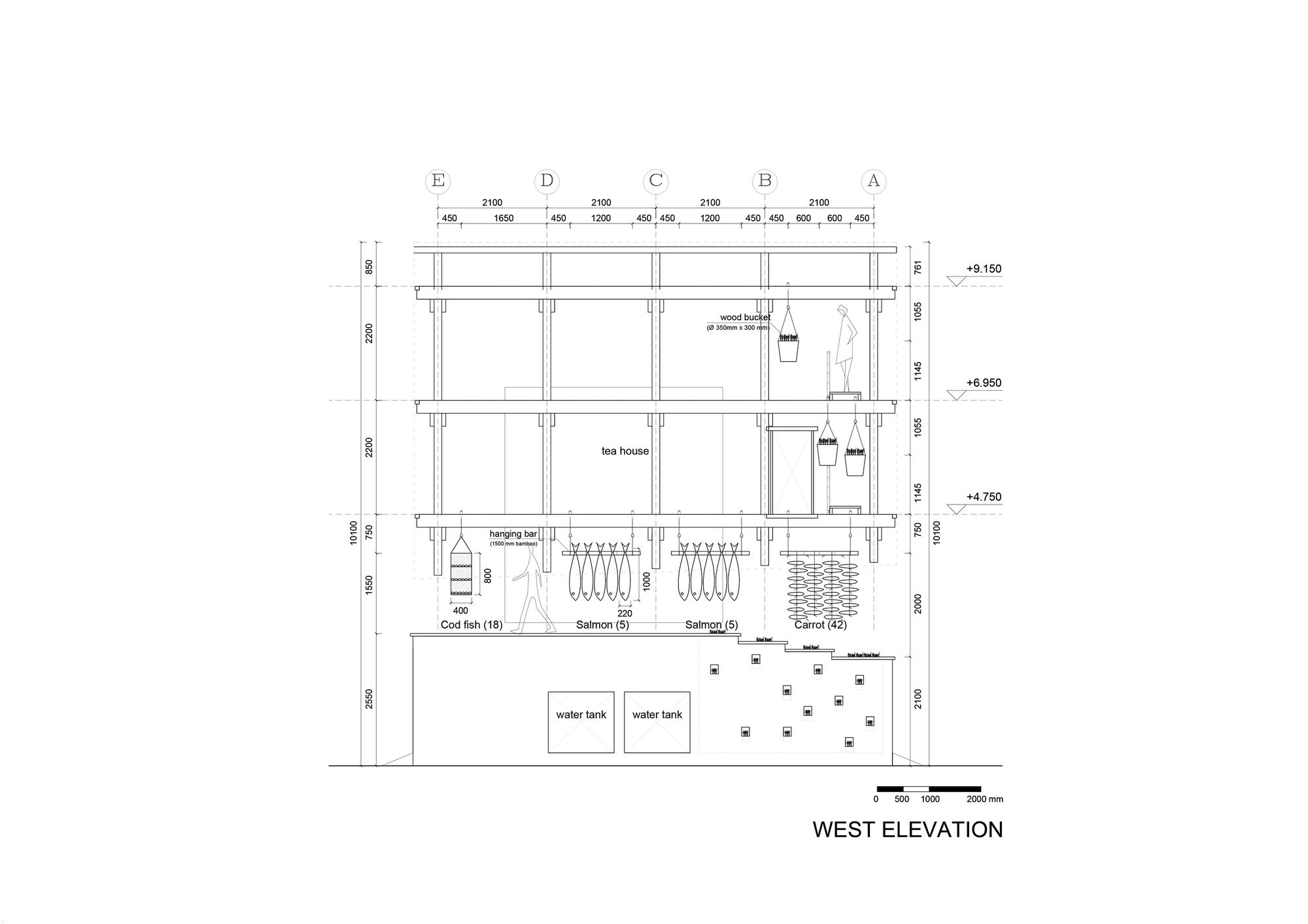 Nest We Grow / College of Environmental Design & Kengo Kuma & Associates (21)