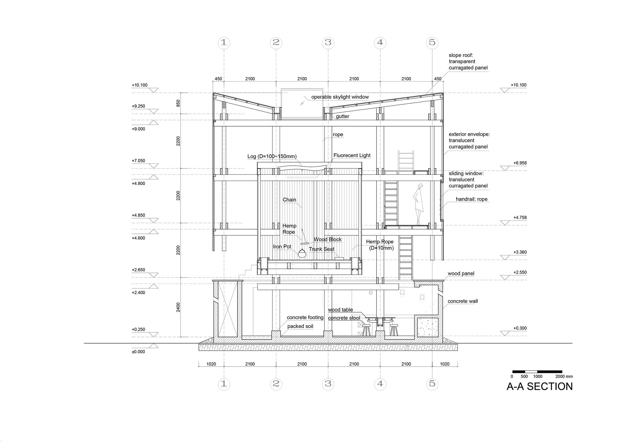 Nest We Grow / College of Environmental Design & Kengo Kuma & Associates (18)